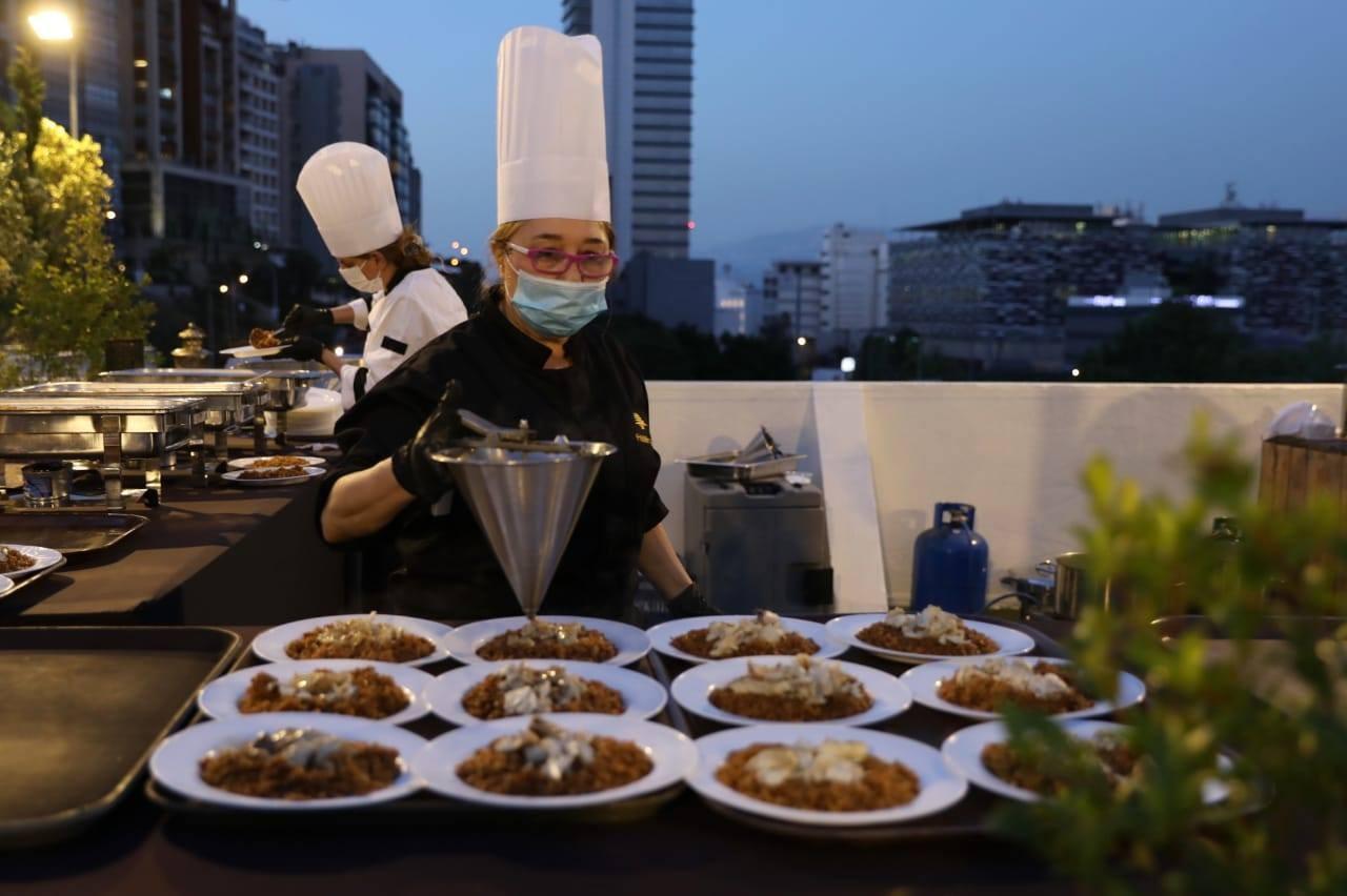 Faqra Catering Ramadan Iftars